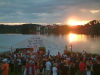 Swiss Life Triathlon Stimmung